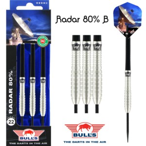 Bull's Steeltip Radar B Total